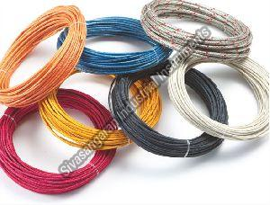 Fiberglass Coated Wire