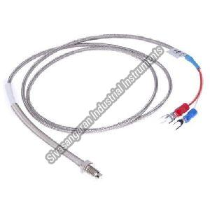J Type Thermocouple Sensors