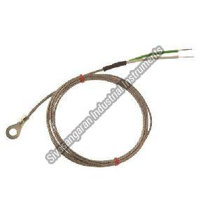 K J T Type Washer Thermocouple Sensors