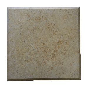 Yellow Chamfered Limestone
