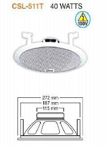 CSL-511T PA Ceiling Speaker