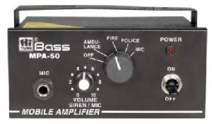 MPA-50 Horn Speaker
