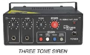 Siren Amplifier