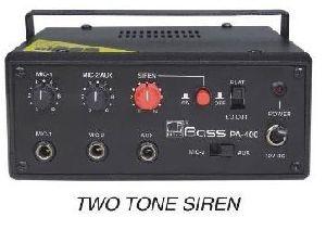 PA-400 Mobile PA Amplifier