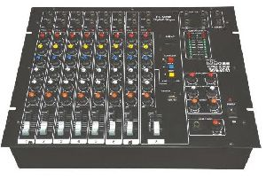 PA Audio Console Mixer