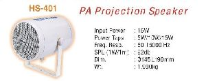 PA Projection Speaker