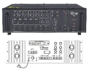 HSSA-5000EM High Power PA Amplifier
