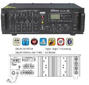HSSB-120FBT Mixer Amplifier