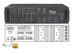 TZA-1500 Two Zone PA Amplifier