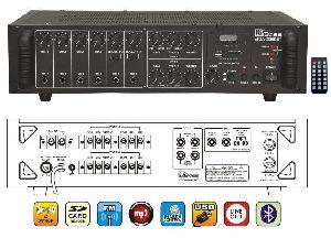 HTZA-2000BT Mixer Amplifier