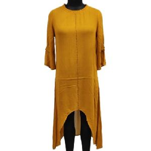 Up Down Rayon Kurti