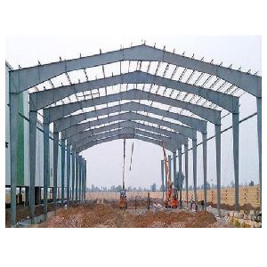 Warehouse Shed Structure Design Drawing Service