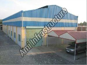 Factory Shed Design Drawing Service