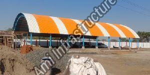 Shed Structure Fabrication Drawing Service