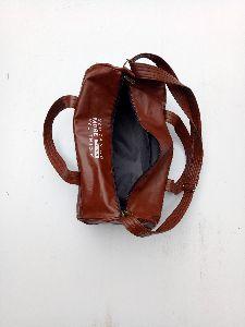 Brown Duffle Gym Bags