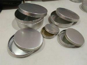 Aluminium Cosmetic Container