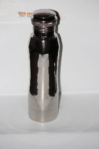 Plain Nickel Copper Bottle