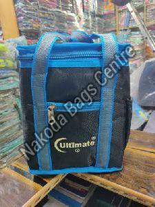 Black & Blue Lunch Bag