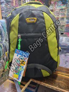 Black & Green Laptop Bag