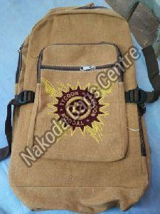 Brown School Bag