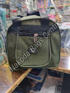 Green & Black Lunch Bag