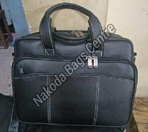 Synthetic Leather Office Bag