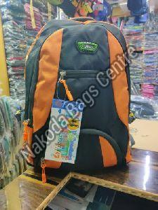 Orange & Black Laptop Bag