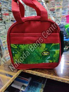 Red & Green School Bag