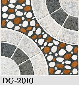 Punch Series Digital Floor Tiles