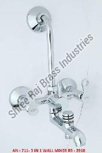 AN - 711 - 3 in 1 Wall Mixer