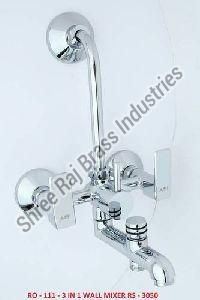Ro - 111 -  3 in 1 Wall Mixer