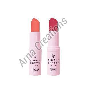 Coral Classic Red Avon Simply Pretty Colorbliss Matte Lipstick
