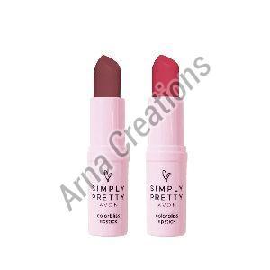 Malva Classic Red Avon Simply Pretty Colorbliss Matte Lipstick