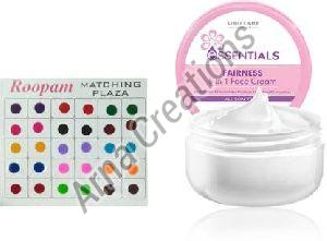 Oriflame Sweden Bindi with Essentials Fairness Face Cream Combo