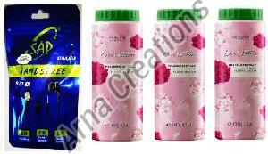 Oriflame Sweden Love Nature Fragranced Talc Combo
