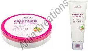 Oriflame Sweden Multi Vitamin Fairness Face Cream and Multi Benefit Gel Wash Combo
