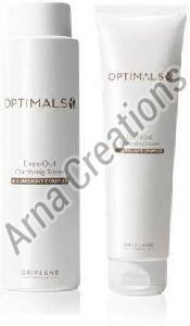 Oriflame Sweden Optimals Even Out Cleansing Foam & Clarifying Toner Combo