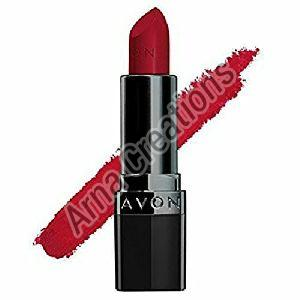 Red Supreme Avon True Color Perfectly Matte Lipstick