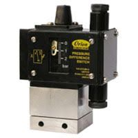 2 SPDT Differential Pressure Switch