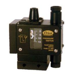2 SPDT High Range Pressure Switch