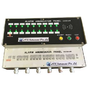 Alarm Annunciator Panel
