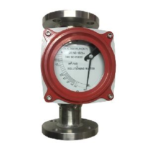 Analogue Metal Tube Rotameter