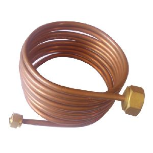 Copper Impulse Tube
