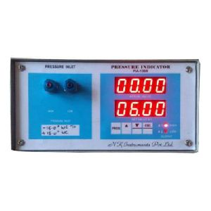 Digital DP Gauge Panel mounted External Powered