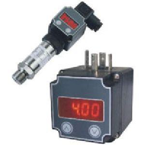 Digital Pressure Switch with Integral Digital Display