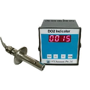 DO2 Indicator with Electrode