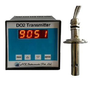 DO2 Transmitter with Electrode