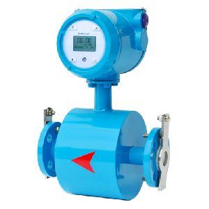Flow Meter - Electromagnetic type Battery operated ELMAG 600