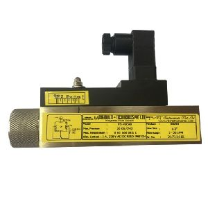 Flow Switch - Miniature type FS series with Adjustable set point