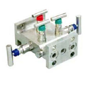 H-Type 5-Way Manifold Valve (5VH)